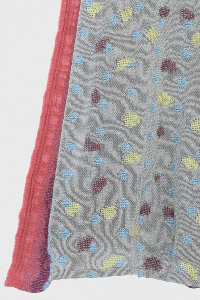 Scarf STACCATO Turquoise