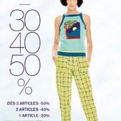 Soldes en ligne et dans nos boutiques de Paris de Gent 🤫😊☀️ #catherineandre #SS21 #knitwear #summercollection