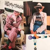 Moodboard from Spring Summer 2021 where David Hockney was an important inspiration for the collection. 🎨 #catherineandre #davidhockney #ss21