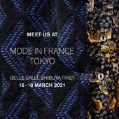 To see our Autumn Winter 2021-2022 in Japan, meet us at Mode in France from 16th to 18th March - Tokyo - Belle Salle Shibuya First ! #catherineandre #modeinfrance #fw22 #tokyo