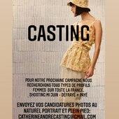 CASTING ONLINE ! Tous les profils sont les bienvenus ! Envoyez vos candidatures à catherineandrecasting@gmail.com 😊 #catherineandre #casting #shooting