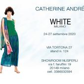 Our Spring Summer 2021 is in Milan at @showroom_nusperli 🌺 #ss21 #mfw #catherineandre