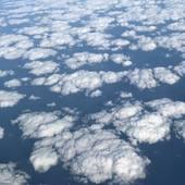 Archipels de nuages ...au revoir Okinawa!