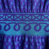 Hacienda dress ! #catherineandre #knitwear #madeinfrance