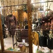 Galerie Vivienne à Paris 🎄❤️ #CatherineAndre #knitwear #madeinfrance